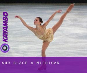 Sur glace à Michigan