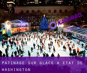 Patinage sur glace à État de Washington
