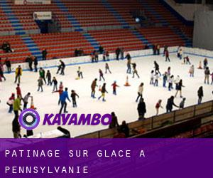 Patinage sur glace à Pennsylvanie