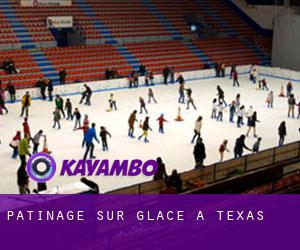 Patinage sur glace à Texas