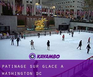 Patinage sur glace à Washington, D.C.