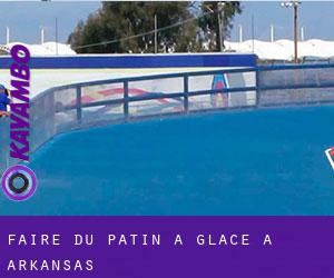 Faire du patin à glace à Arkansas