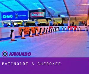 Patinoire à Cherokee