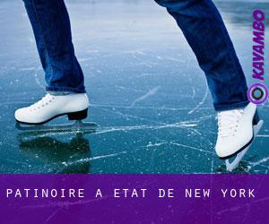 Patinoire à État de New York