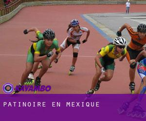 Patinoire en Mexique