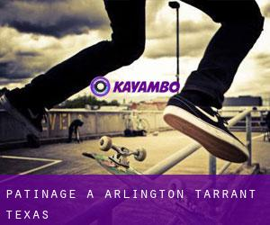 patinage à Arlington (Tarrant, Texas)