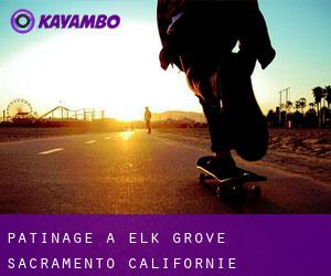 patinage à Elk Grove (Sacramento, Californie)