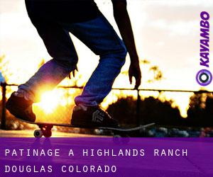 patinage à Highlands Ranch (Douglas, Colorado)