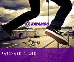 patinage à Lee