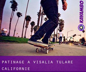 patinage à Visalia (Tulare, Californie)