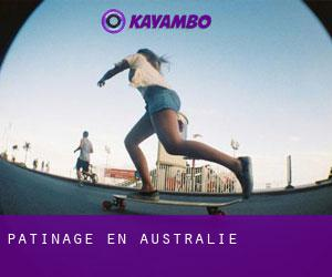 Patinage en Australie